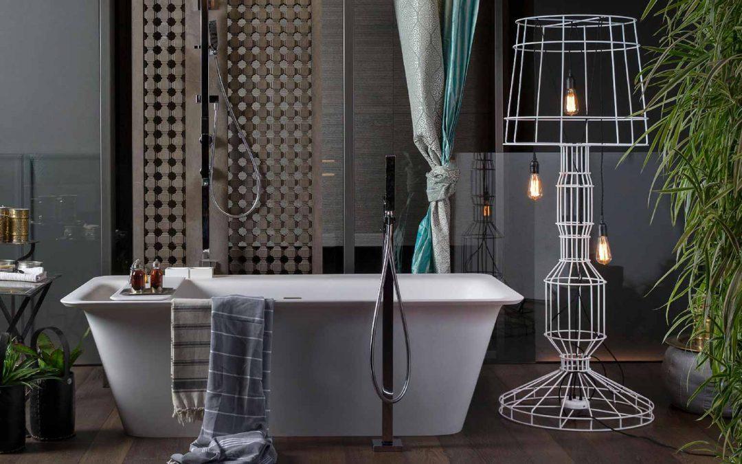 Come illuminare la tua stanza da bagno edilnova - Come illuminare il bagno ...