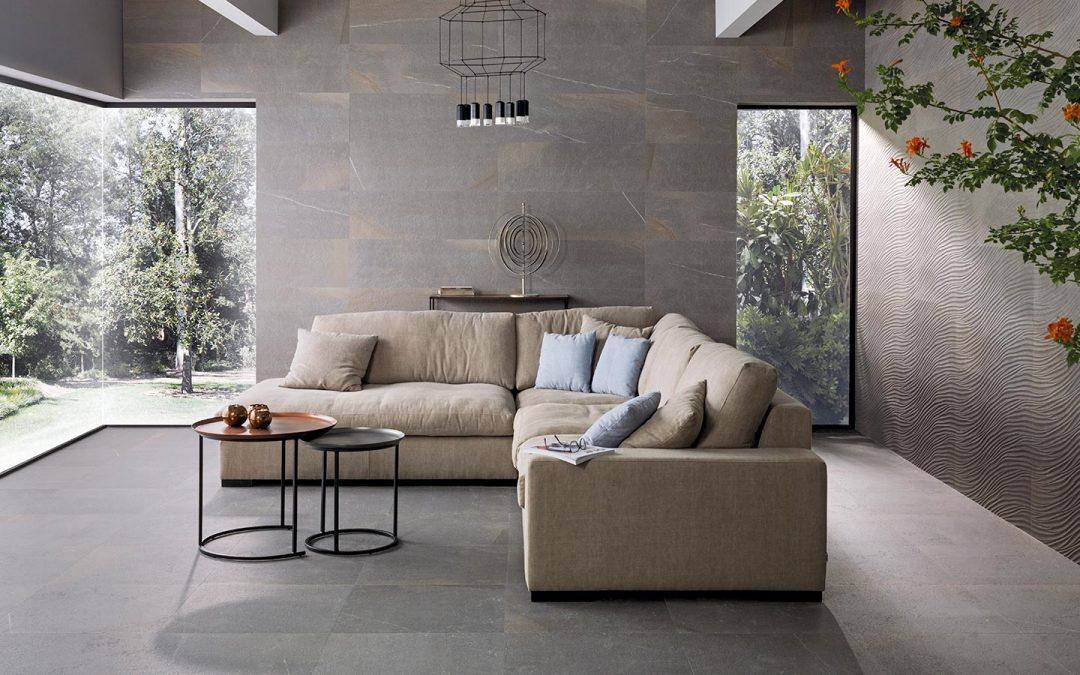 La pietra naturale nel design d'interni