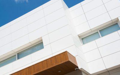 Ristrutturazione con facciata ventilata