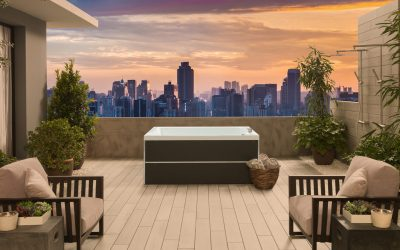 Cinque stili decorativi per una terrazza unica