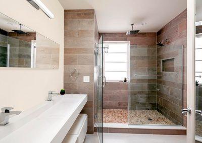 Nicchia doccia 2