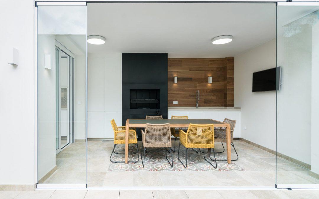 Una casa dallo stile slow deco