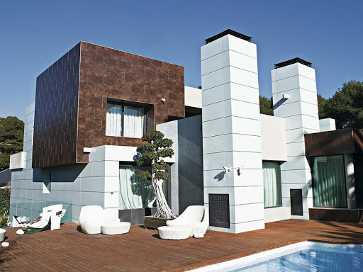 I vantaggi della facciata ventilata