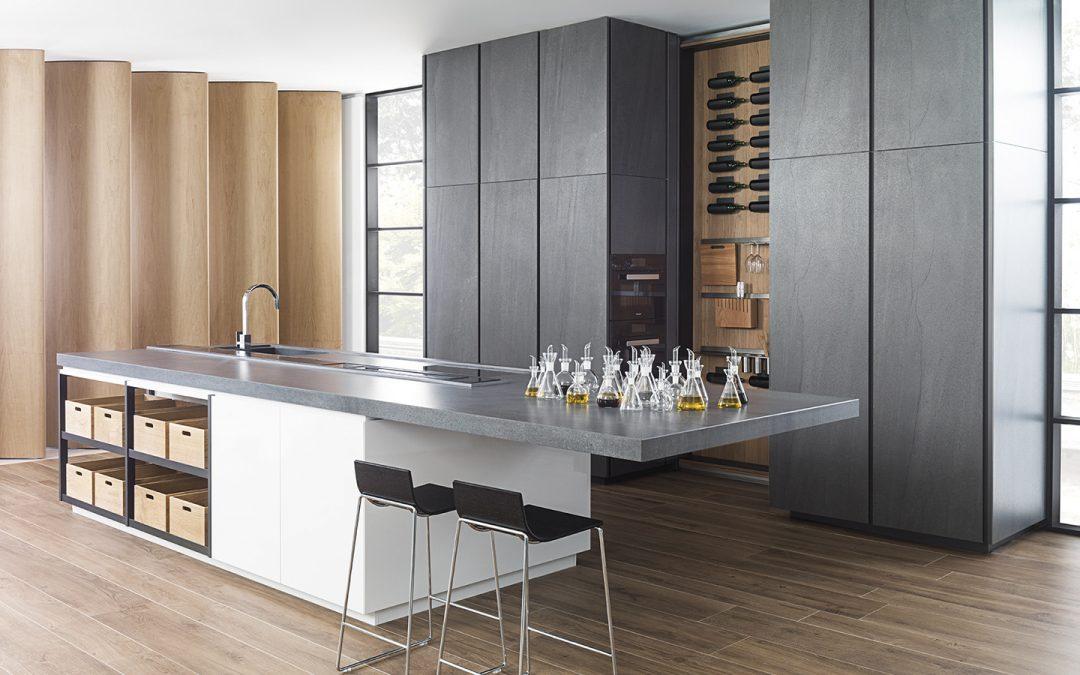 Quando la cucina diventa minimalista