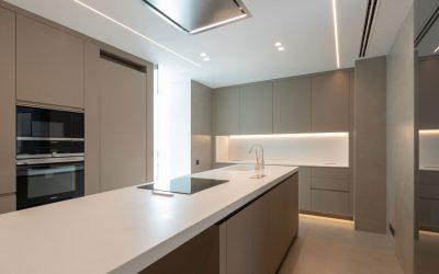 Una casa moderna e accogliente