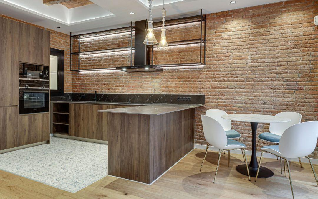 Un appartamento urbano e cosmopolita